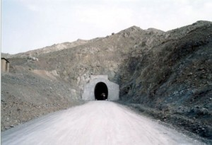 bafgh-mashhad-tunnel