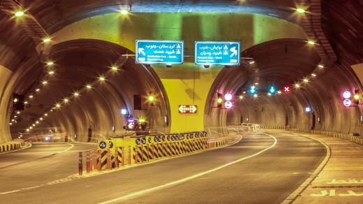 مرحله دوم تونل نیایش
