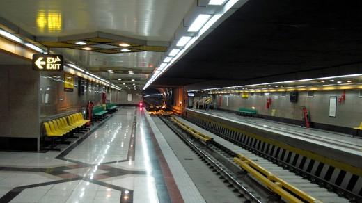 مطالعات مرحله اول، دوم و نظارت بر اجرای ایستگاه های O3 و N3 و تونلهای طرفین بخش میانی خط ۳ متروی تهران