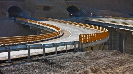 مطالعات مرحله اول، دوم و خدمات مهندسی حین اجرای ۲ رشته تونل مسیر دسترسی فازهای ۸ و ۹ شهر پردیس